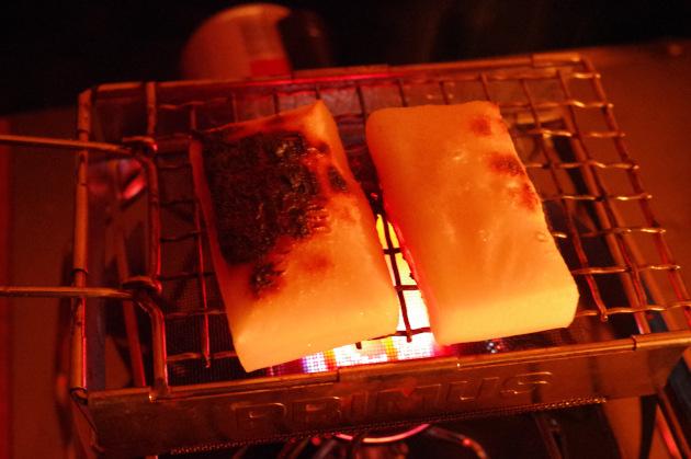 プリムスのフォールディングトースター