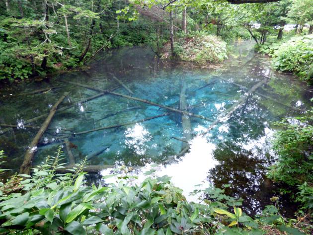 北海道ソロキャンプの旅その16 神の子池