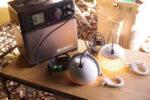 スノーピークほおずきはマイクロUSBケーブルによるバッテリー給電で使うと便利