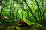 ソロキャンプにおススメの「平湯キャンプ場」を紹介