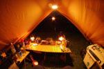 クールなキャンプサイトを作りたくて僕が初めにやったこと