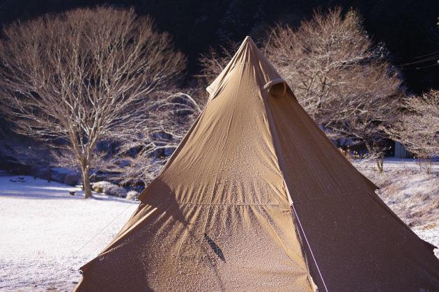 冬キャンプを楽しもう