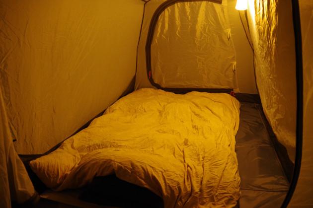 ソロキャンプは暇10