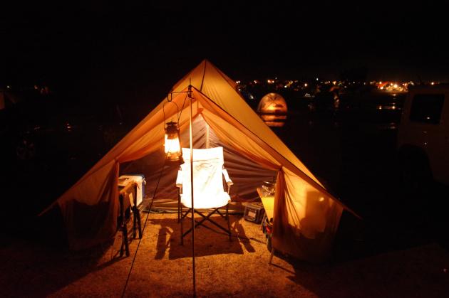 ソロキャンプは暇11