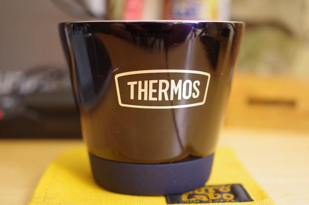サーモス 真空断熱カップ 0.3l ミッドナイトブルー01