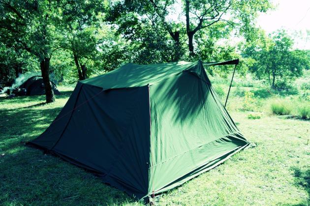 ソロキャンプの野営地に出没するUMA 第四話